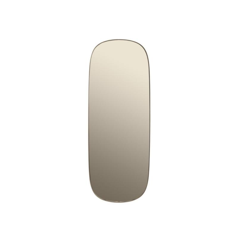 Framed Mirror, L