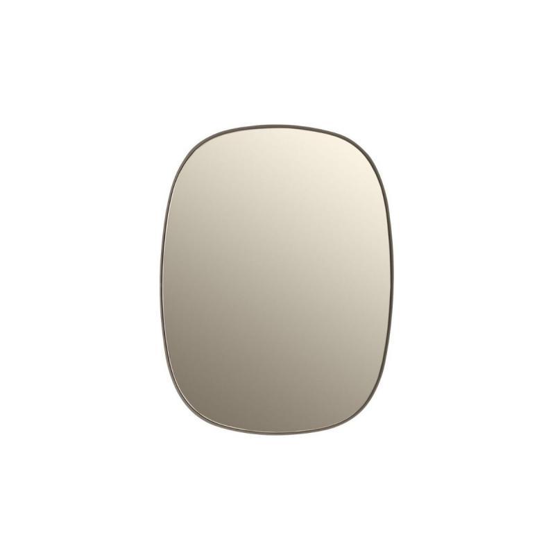 Framed Mirror, S