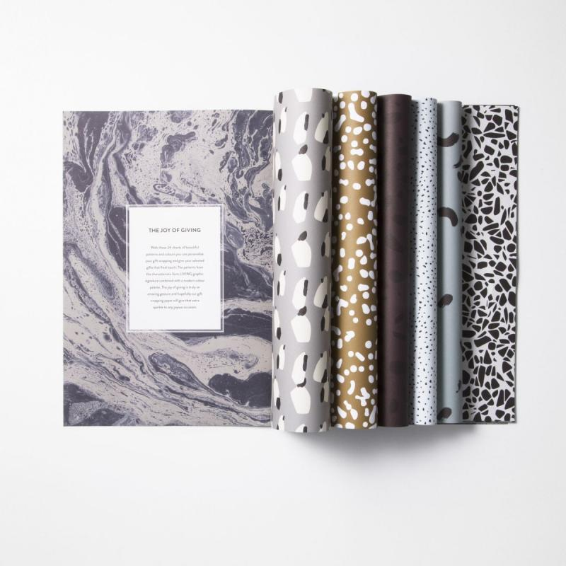 Gift Wrapping Book, Multi