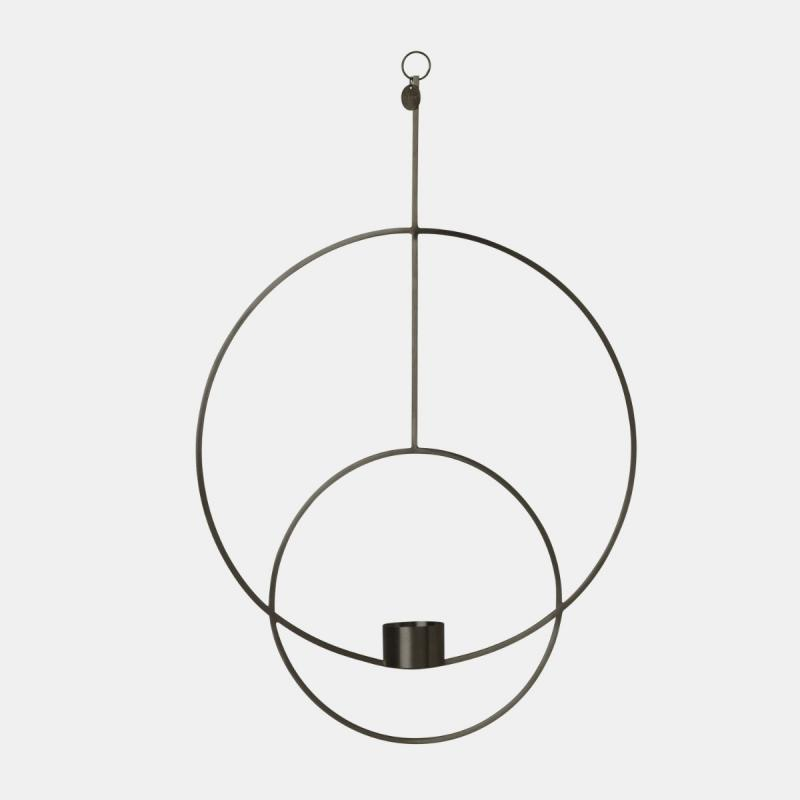 Hanging Tealight Deco, Circular