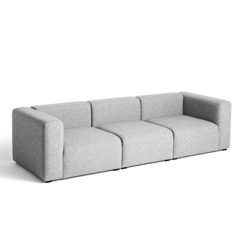 Mags Sofa, 3-Seater, Combination 1, Grey