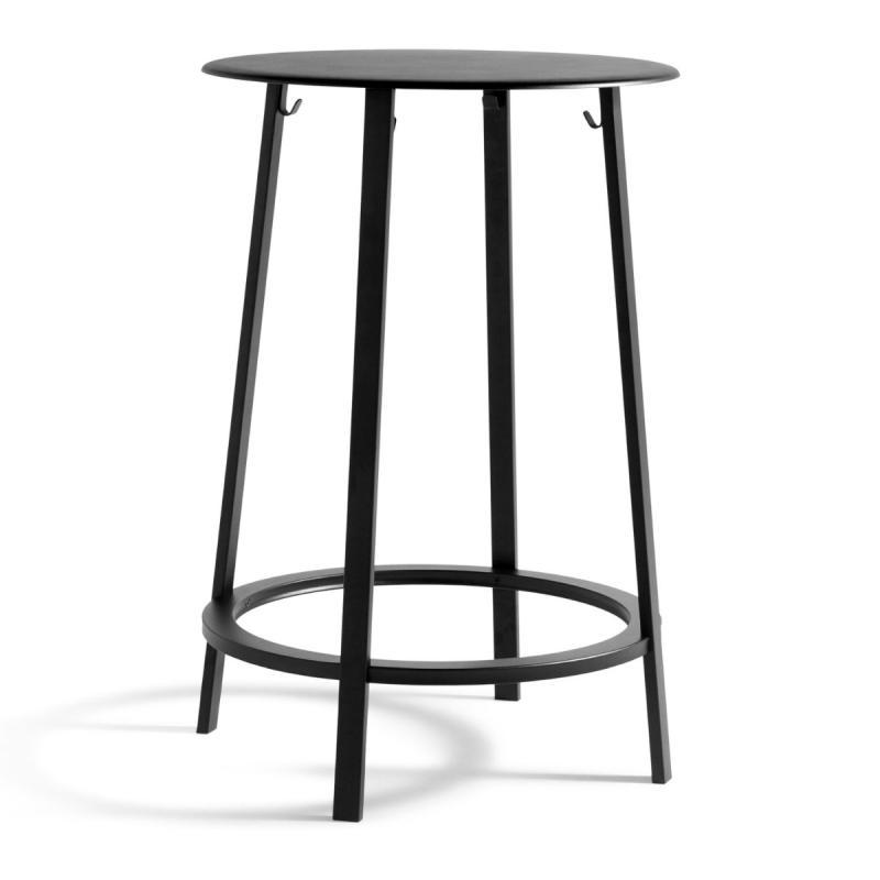 Revolver Table, Black