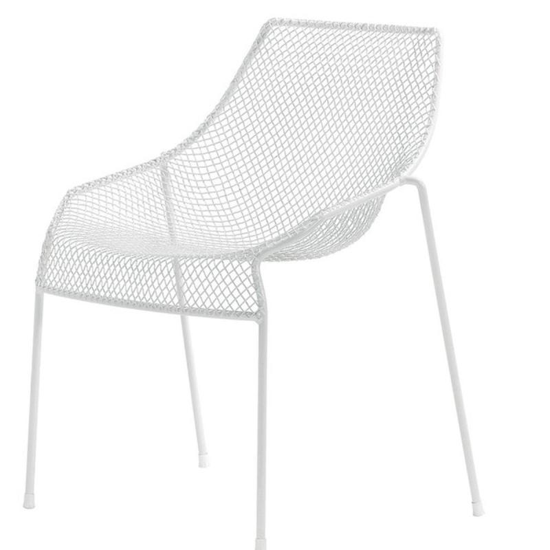 Heaven 485 Chair, White