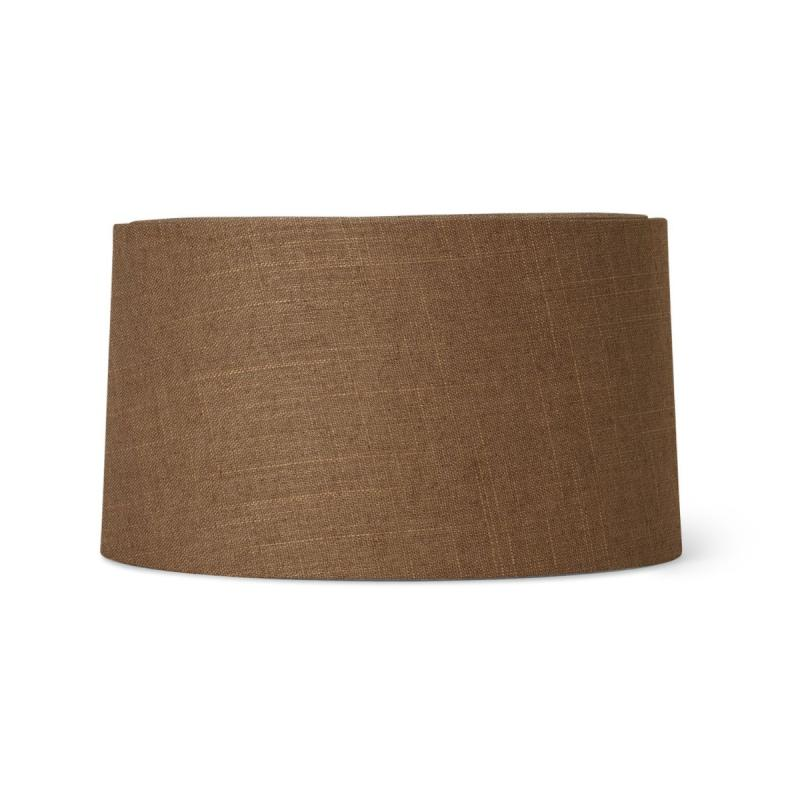 Hebe Lamp Shade, Short, Curry