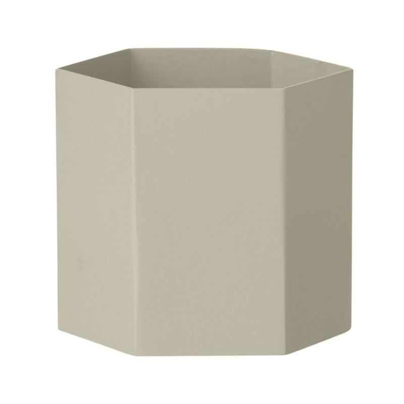 Hexagon Pot, L