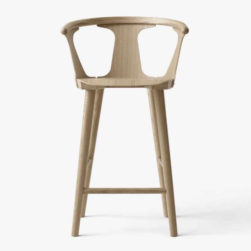In Between Counter Stool SK7, White Oiled Oak