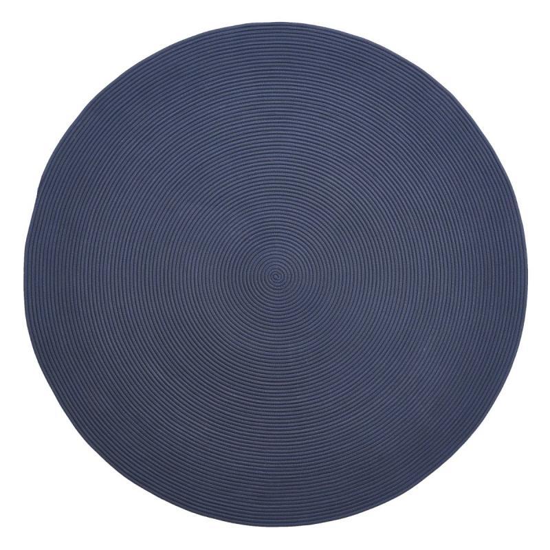 Infinity Carpet, Ø200cm, Blue