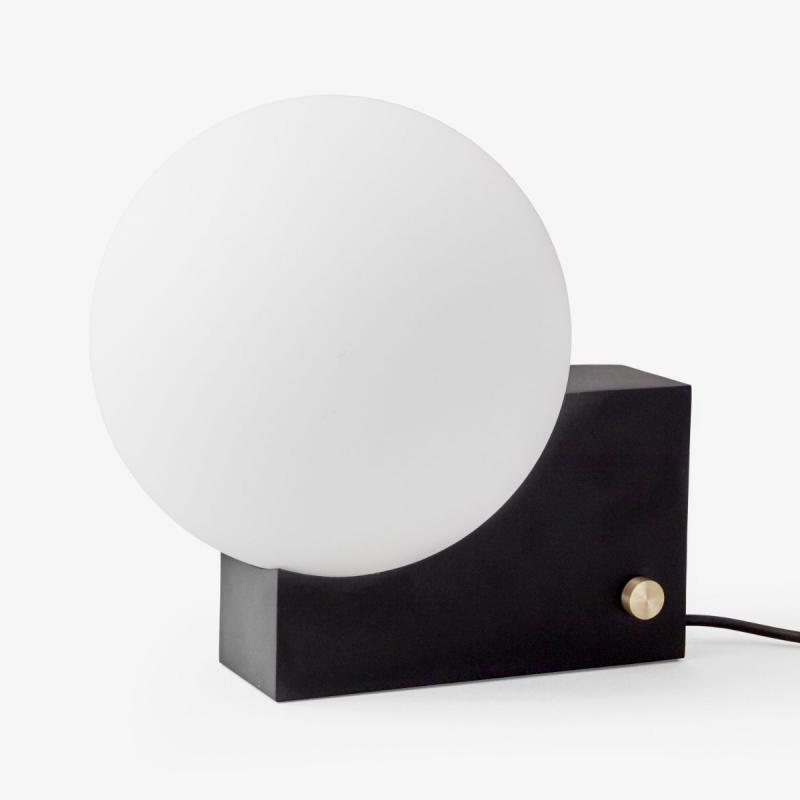 Journey Table & Wall Lamp SHY1, Black