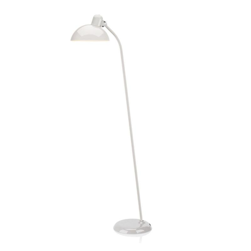 Kaiser idell 6556-F Floor Lamp, High Gloss White