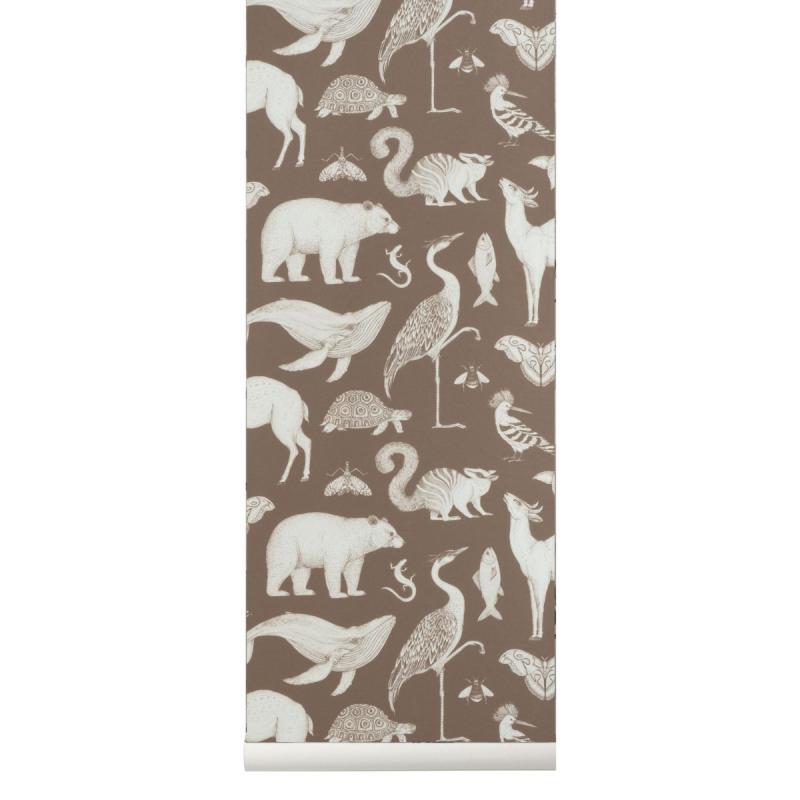 Katie Scott Wallpaper, Animals