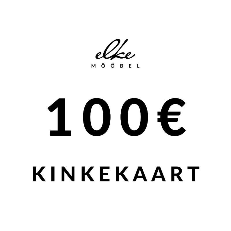 Kinkekaart / Gift Card 100€