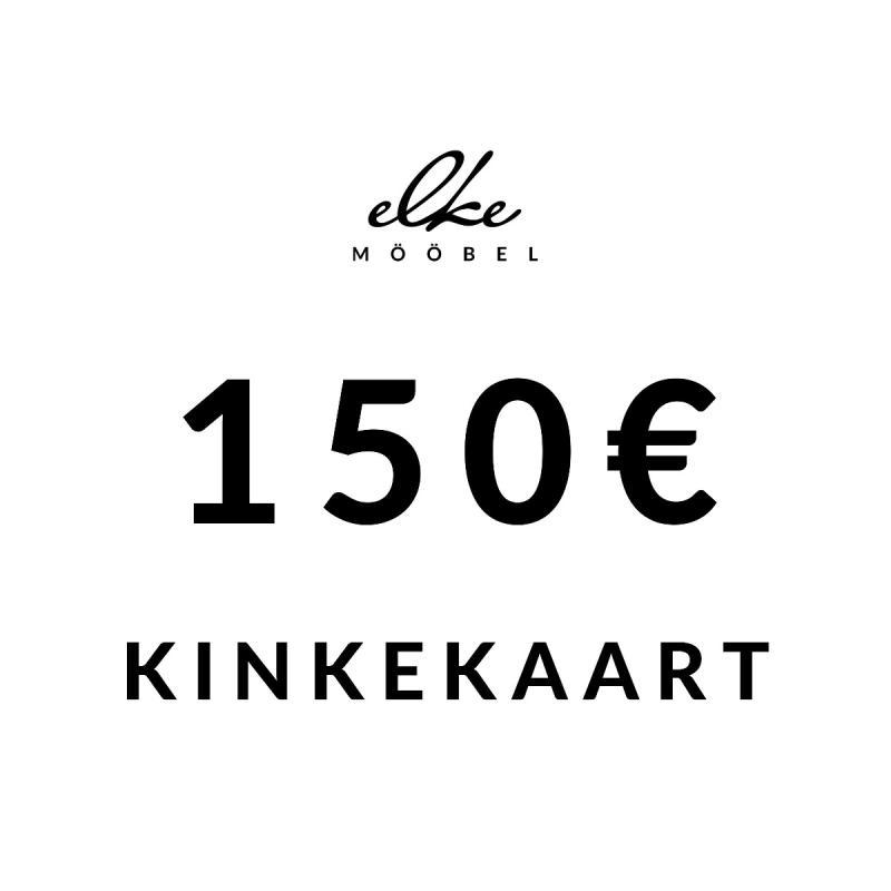 Kinkekaart / Gift Card 150€