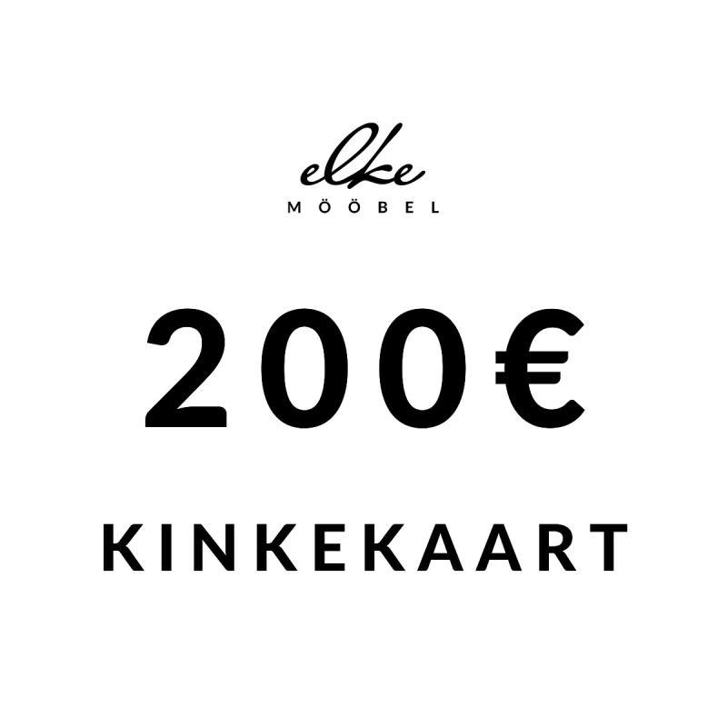 Kinkekaart / Gift Card 200€