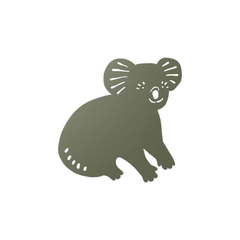 Koala Lamp, Dark Olive