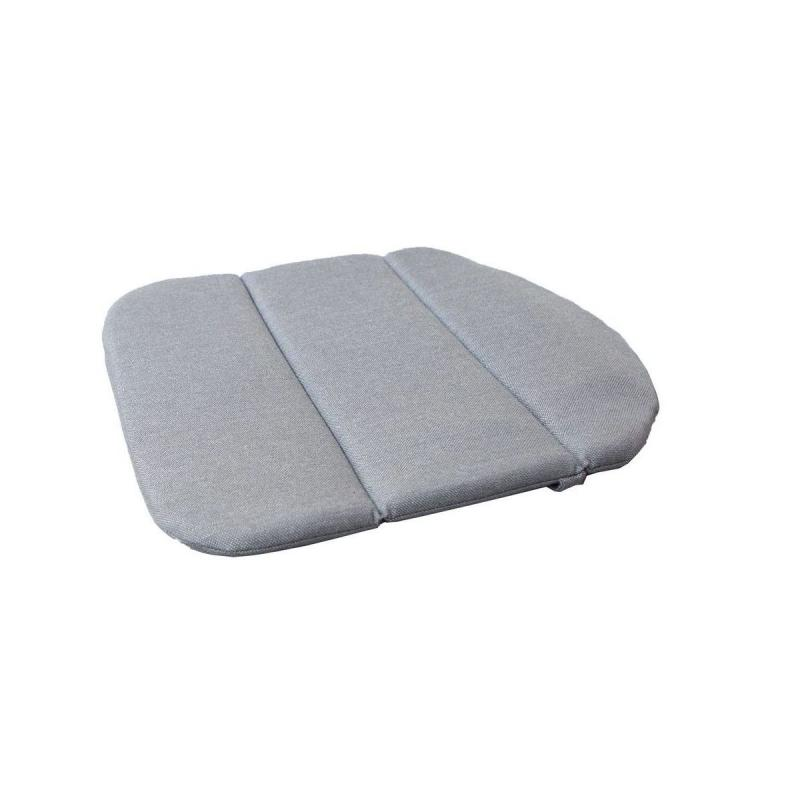 Lean Chair Cushion, Grey