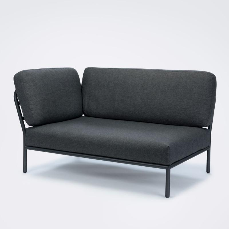Level Lounge Sofa, Left Corner