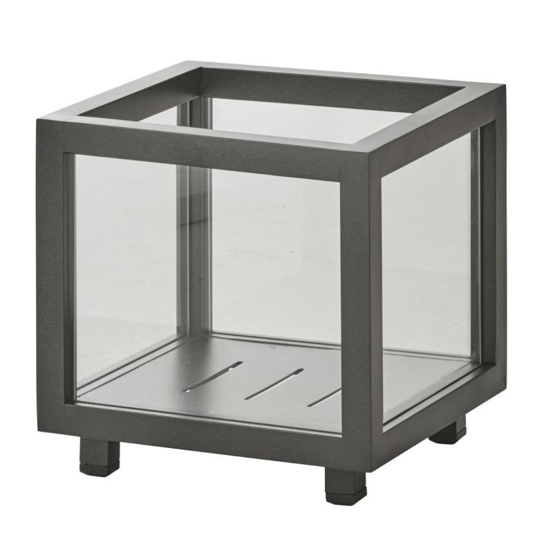 Lightbox, Small, Lava Grey