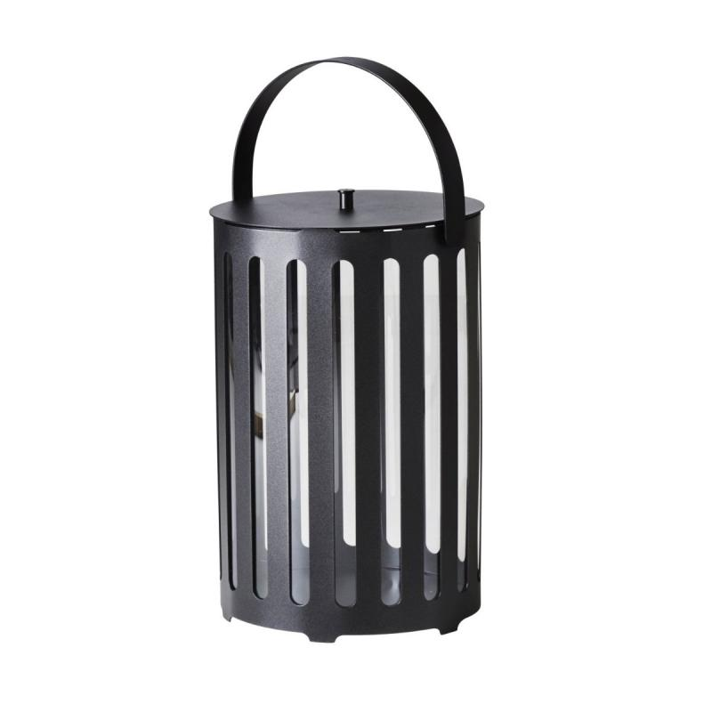 Lighttube Lantern, Large, Lava Grey