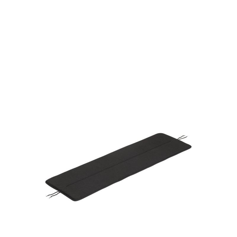 Linear Steel Bench Seat Pad, 110cm