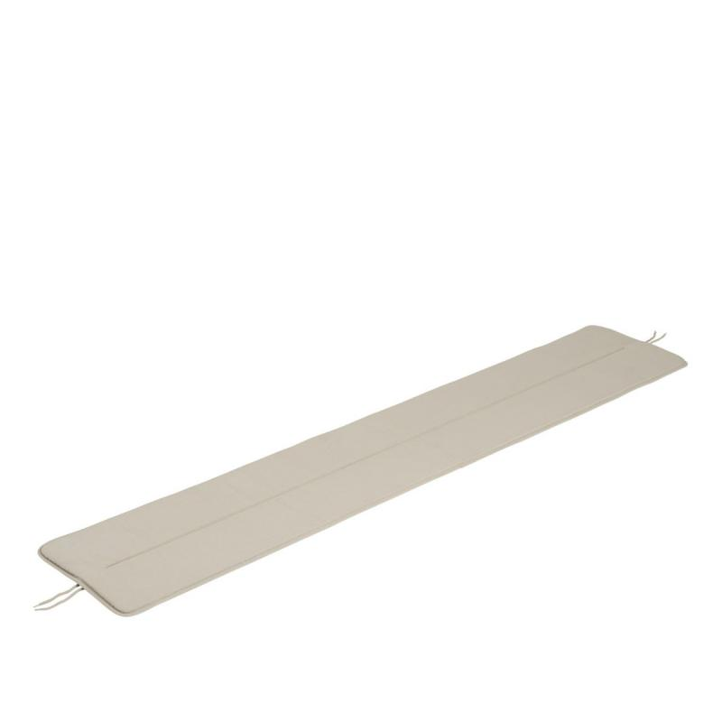 Linear Steel Bench Seat Pad, 170cm