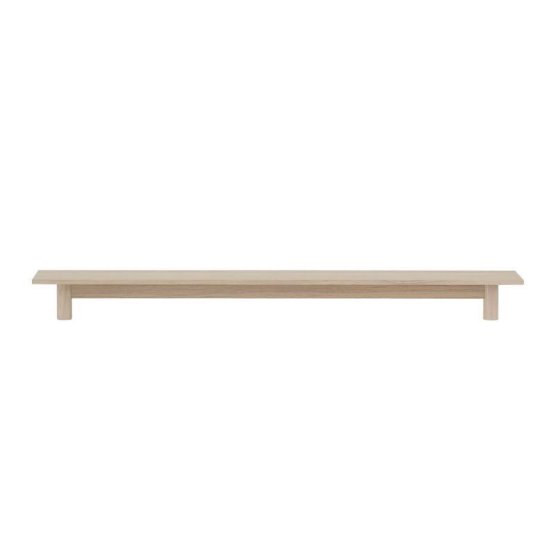 Linear System Tray, W170cm, Oak