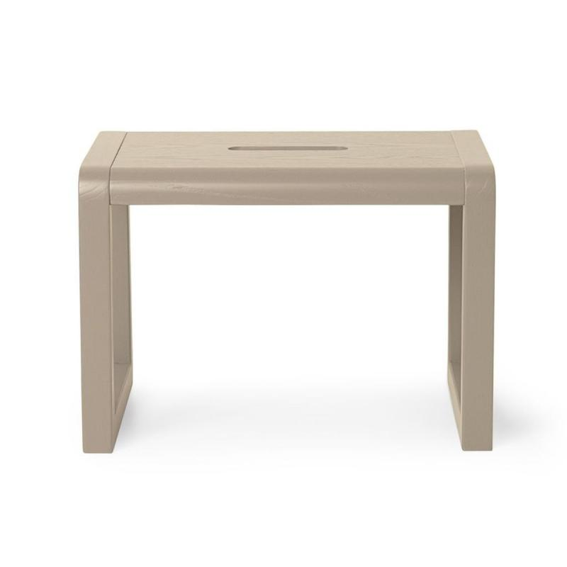 Little Architect Stool, Cashmere