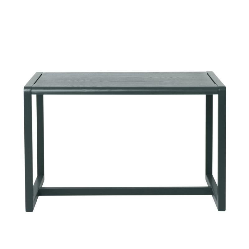 Little Architect Table, Dark Green