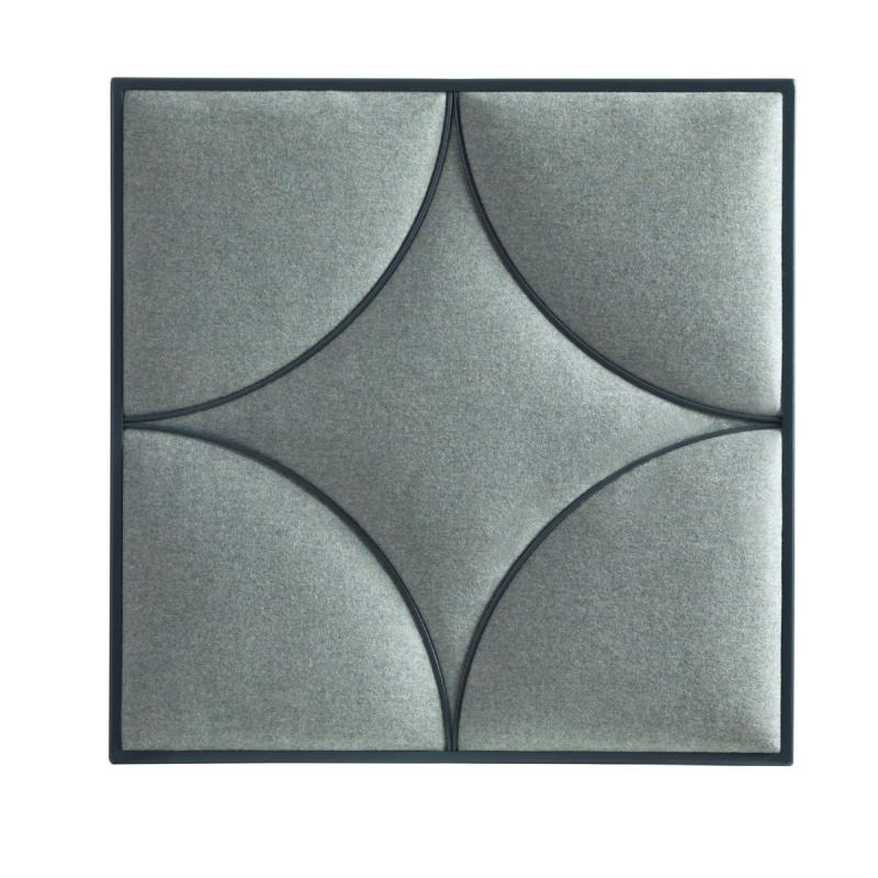 Loop Wall Panel, Greyish Green