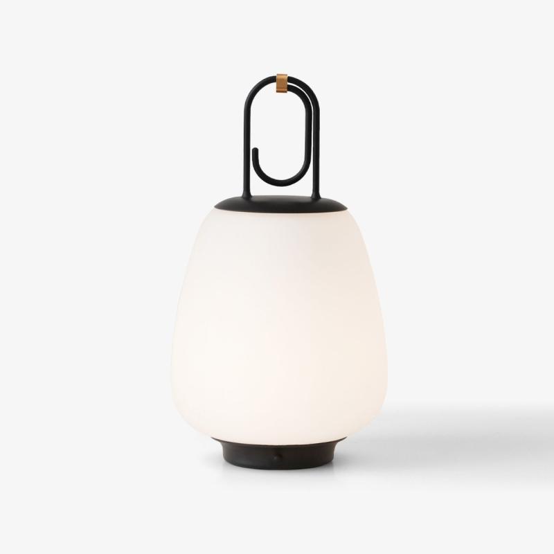 Lucca Portable Lamp SC51, Black