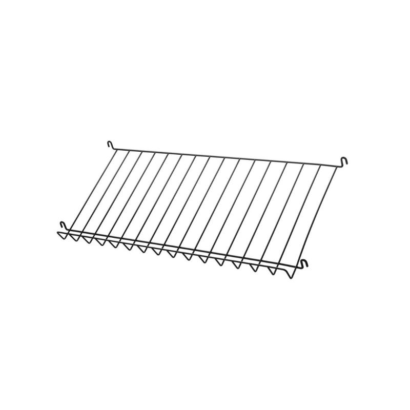 String Magazine Shelf, Wire, 78x30cm