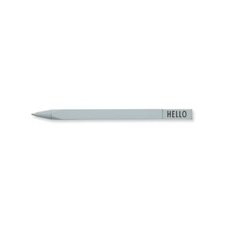 Pen, Hello (Light Blue)