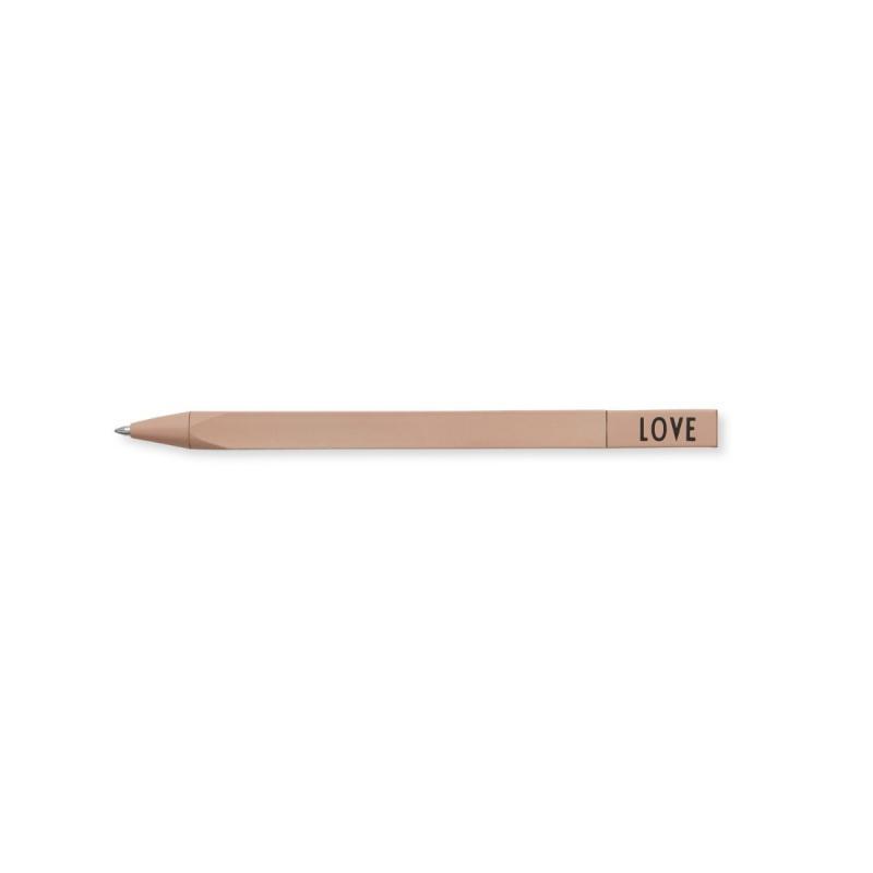 Pen, Love (Nude)