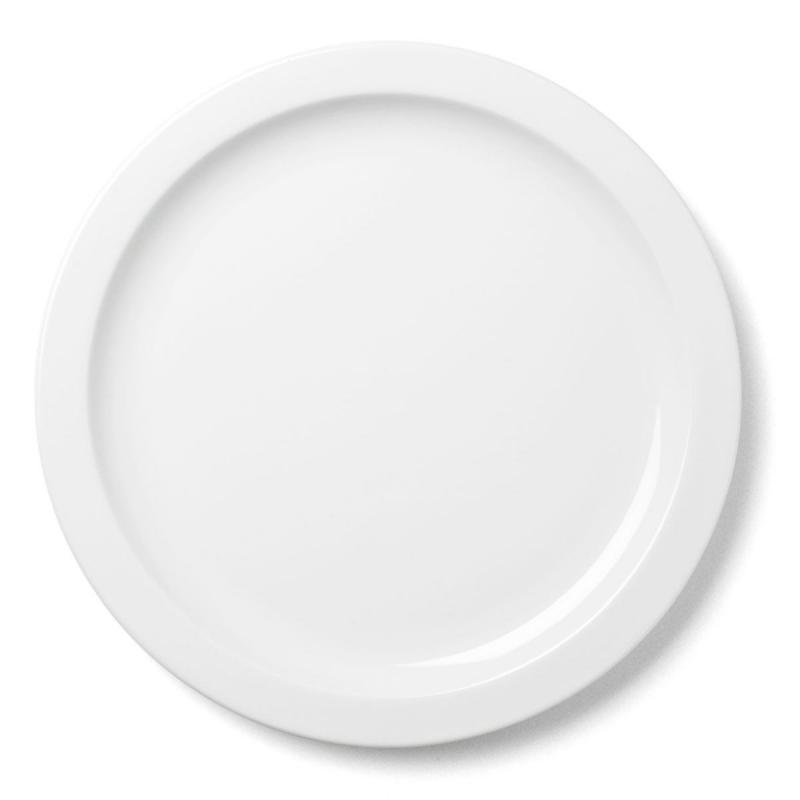 New Norm Dinner Plate, Ø27,5cm, White