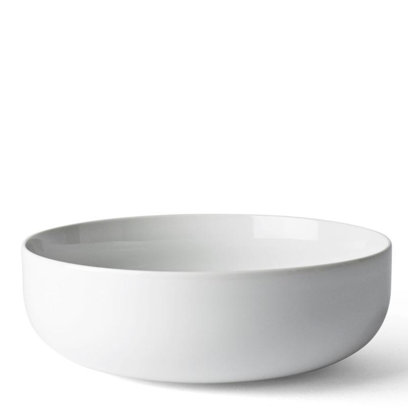 New Norm Bowl, Ø25cm, White