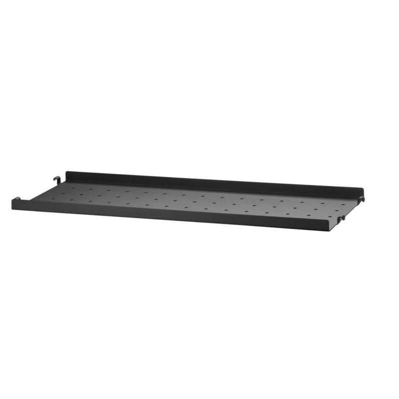 String Metal Shelf, Low Edge, 1-pack, 58x20cm