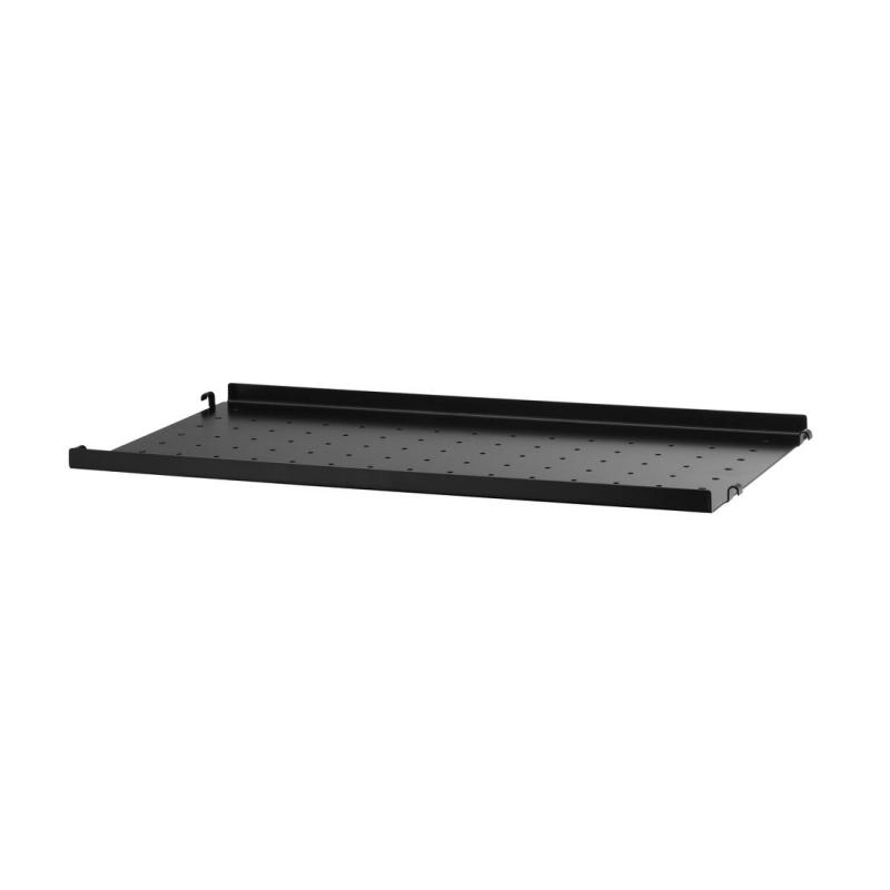 String Metal Shelf, Low Edge, 1-pack, 58x30cm