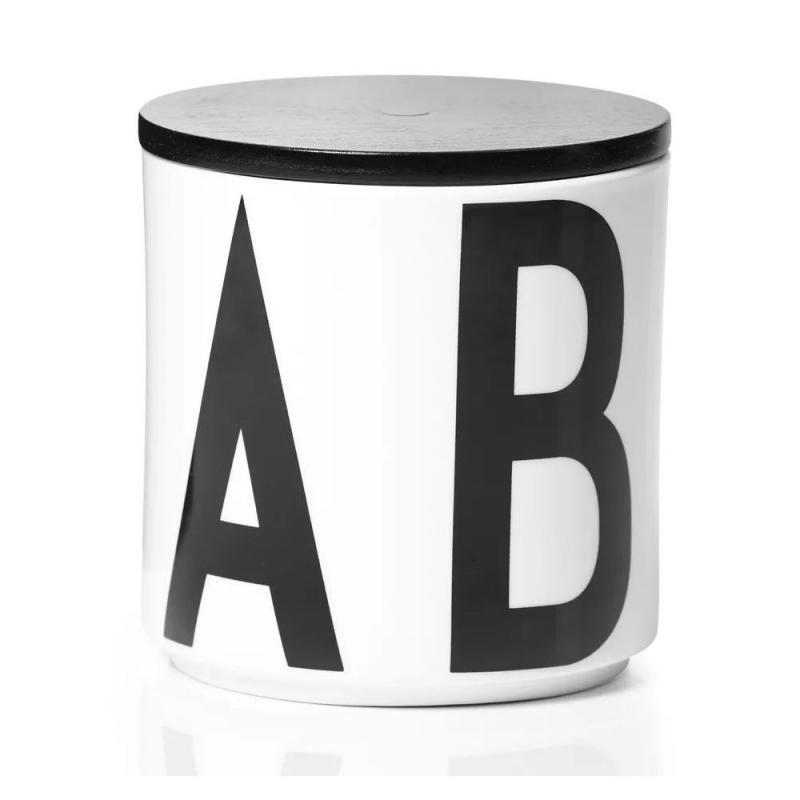 Multi Jar With Black Lid