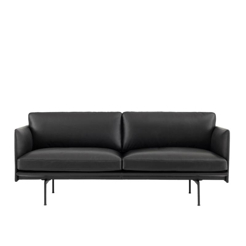 Outline Sofa, 2-Seater