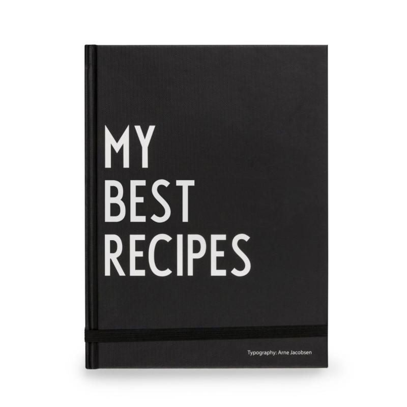 My Best Recipes Book