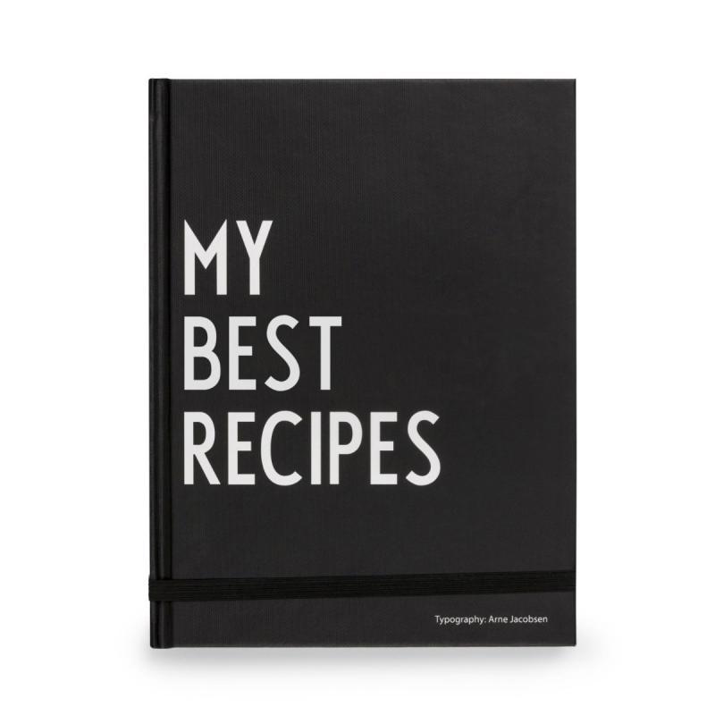 My Best Recipes Book