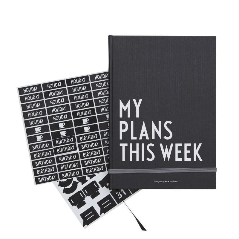My Plans This Week