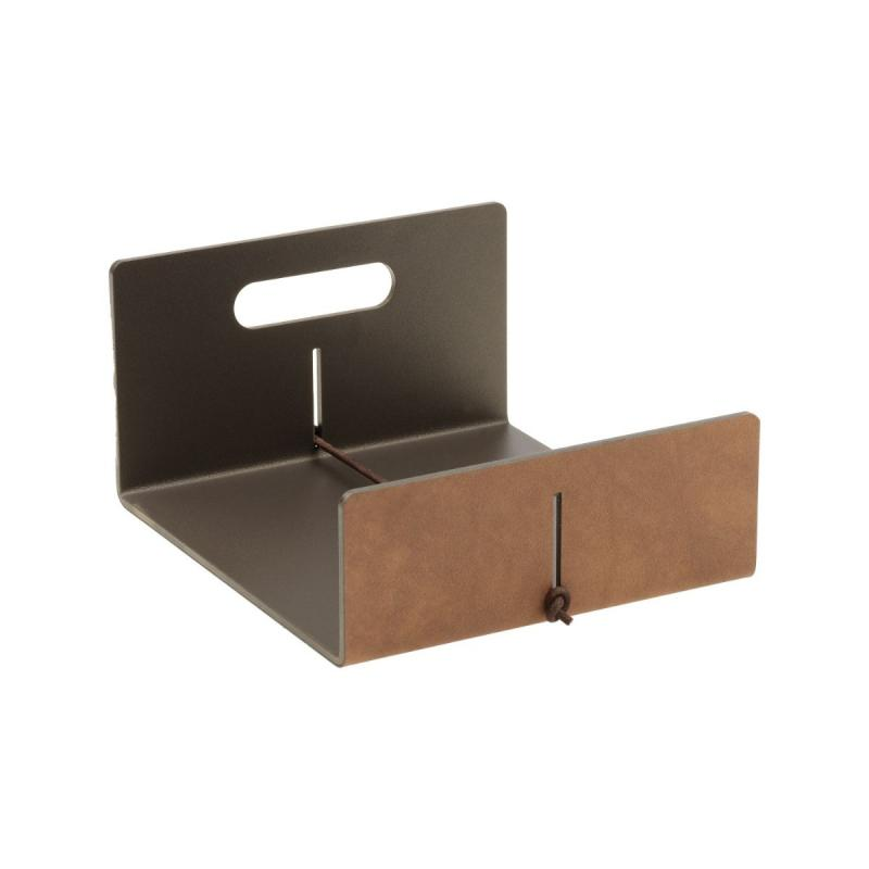 Napkin Holder, Nupo Leather, Nature
