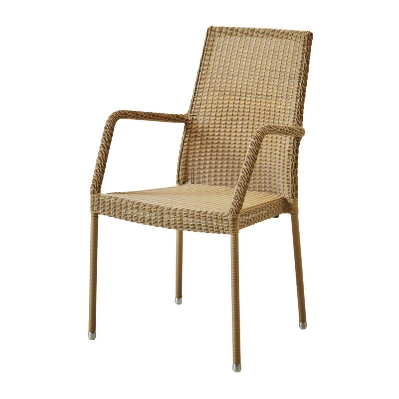 Newman Armchair, Natural