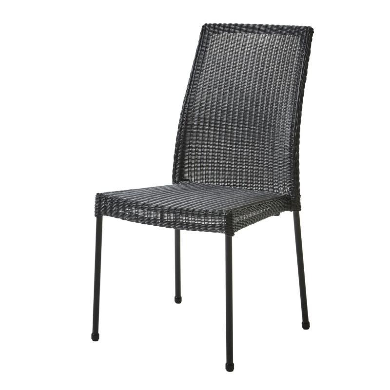 Newport Chair, Black