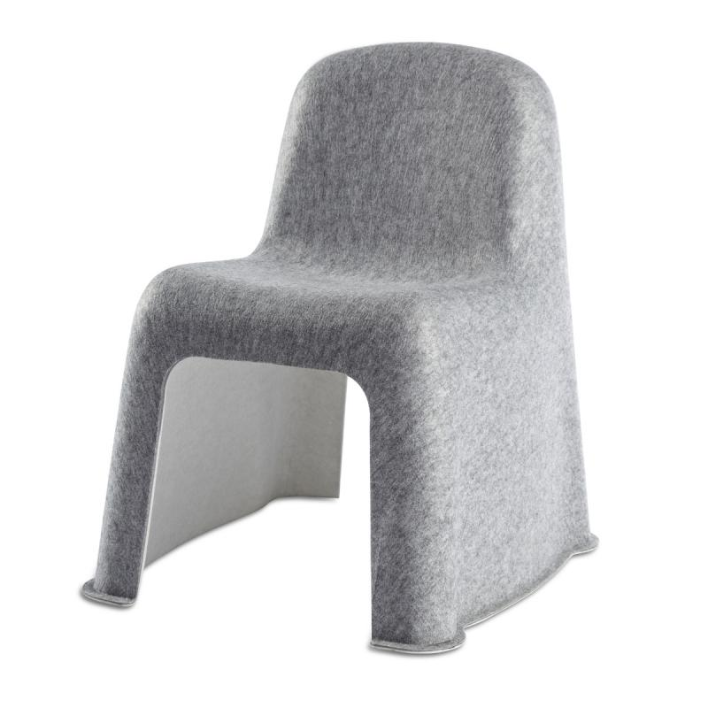 Nobody Chair, Light Grey