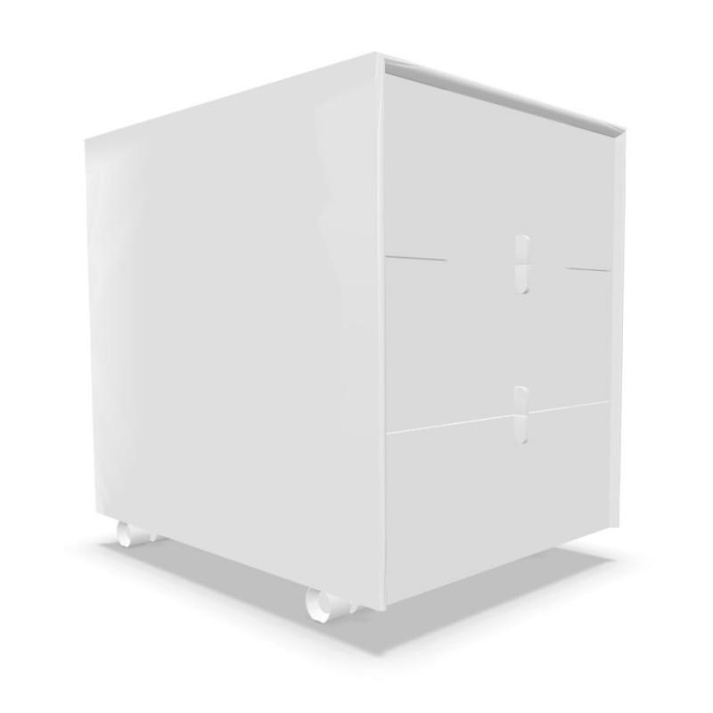 Nuur Drawer, Matt White