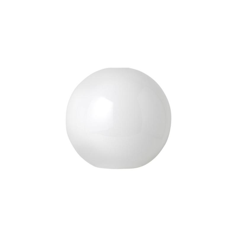 Opal Shade, Sphere, White