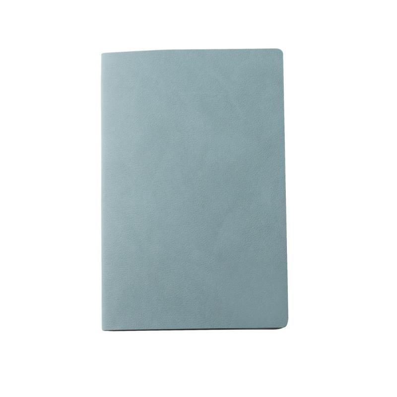 Oslo Folder, A5, Dark Blue / Black