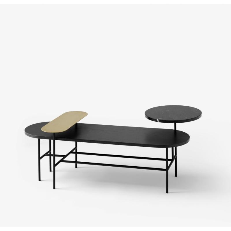 Palette Lounge Table JH7, Black