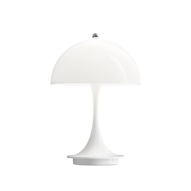 Panthella Portable Lamp, White